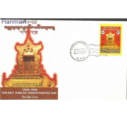 Znaczek Myanmar 1998 Mi 340 FDC