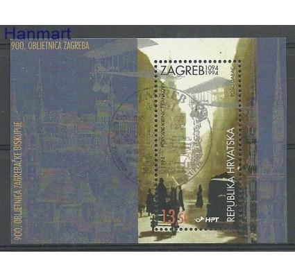 Znaczek Chorwacja 1994 Mi bl 10 Stemplowane