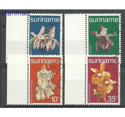 Znaczek Surinam 1979 Stemplowane