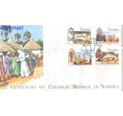 Znaczek Namibia 1996 Mi 808-811 FDC