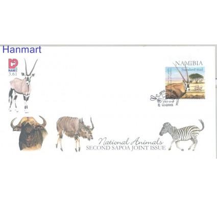 Znaczek Namibia 2007 FDC