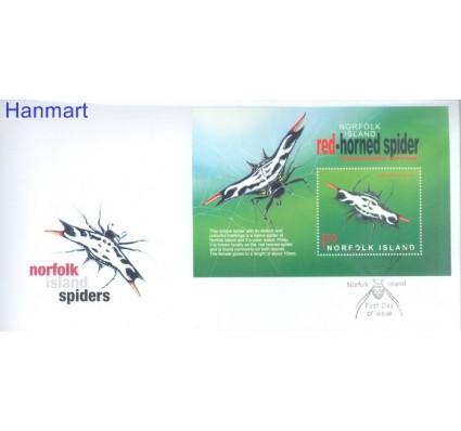 Znaczek Norfolk 2004 Mi bl 45 FDC