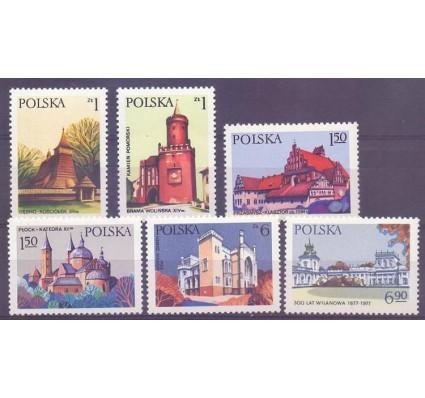 Polska 1977 Mi 2531-2536 Fi 2384-2389 Czyste **