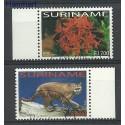 Surinam 2003 Stemplowane