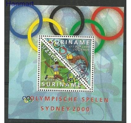 Znaczek Surinam 2000 Stemplowane