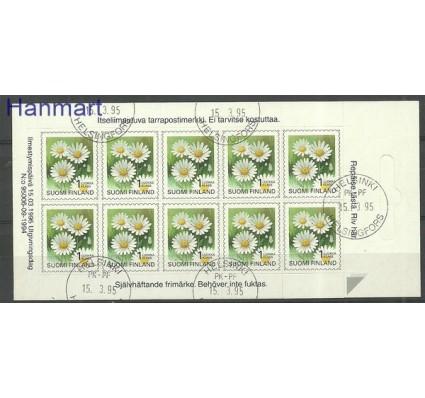 Znaczek Finlandia 1995 Mi fol 1296 Stemplowane