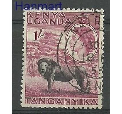 Znaczek Uganda Tanzania Kenia 1954 Mi 105 Stemplowane