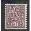 Finlandia 1959 Mi 502 Czyste **