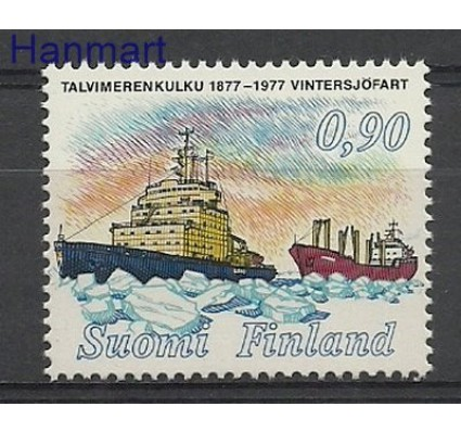 Znaczek Finlandia 1977 Mi 805 Czyste **