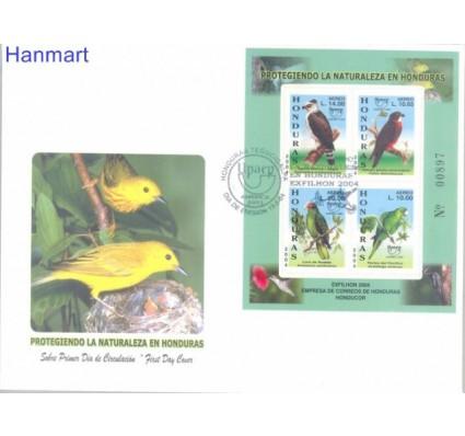 Znaczek Honduras 2004 Mi bl 75 FDC