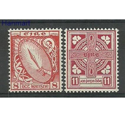 Znaczek Irlandia 1949 Mi 106-107 Czyste **