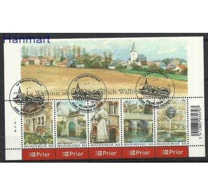 Znaczek Belgia 2006 Mi bl 111 Stemplowane
