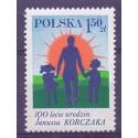Polska 1978 Mi 2582 Fi 2435 Czyste **