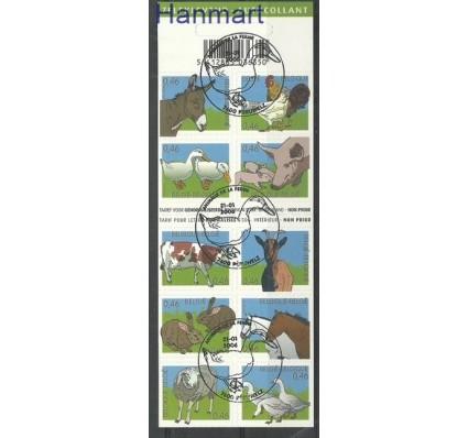 Znaczek Belgia 2006 Mi mh 3529-3538 Stemplowane