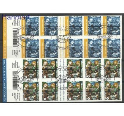 Znaczek Belgia 2008 Mi 3911-3912 Stemplowane