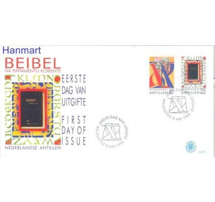 Znaczek Antyle Holenderskie 1996 Mi 864-865 FDC