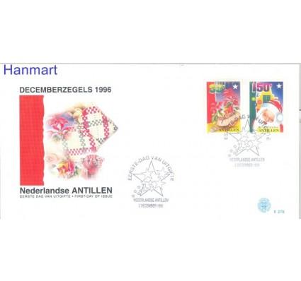Znaczek Antyle Holenderskie 1996 Mi 882-883 FDC