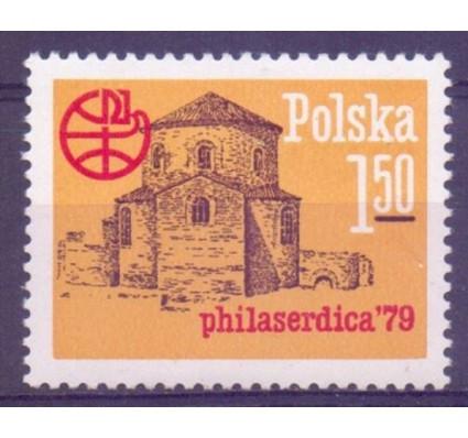 Znaczek Polska 1979 Mi 2627 Fi 2481 Czyste **