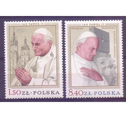 Znaczek Polska 1979 Mi 2629-2630 Fi 2482-2483 Czyste **