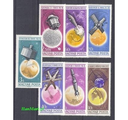 Węgry 1965 Mi 2194-2200 Czyste **