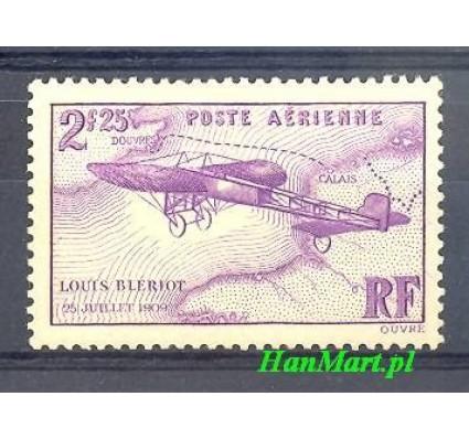 Znaczek Francja 1934 Mi 294 Z podlepką *