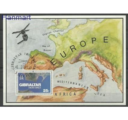Znaczek Gibraltar 1978 Mi bl 5 Stemplowane