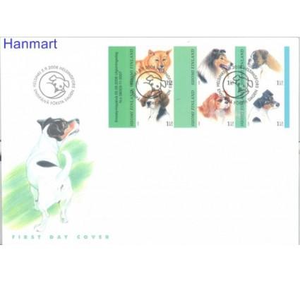 Znaczek Finlandia 2008 Mi 1929-1934 FDC