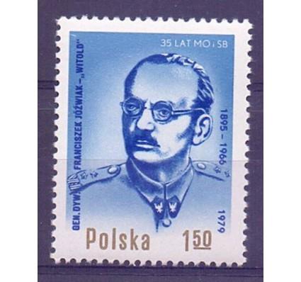 Znaczek Polska 1979 Mi 2650 Fi 2502 Czyste **