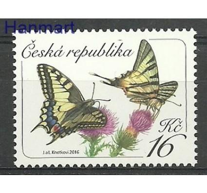 Znaczek Czechy 2016 Mi 881 Czyste **