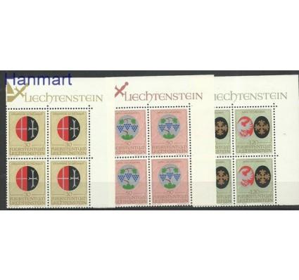 Znaczek Liechtenstein 1971 Mi 548-550 Czyste **