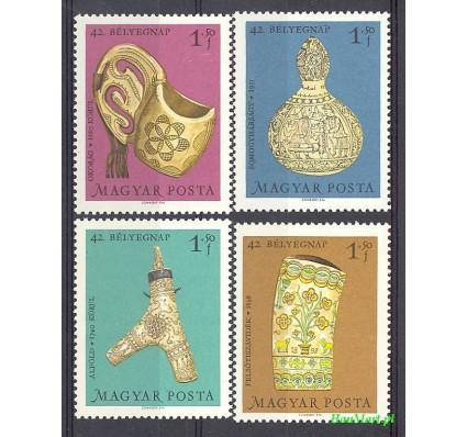 Węgry 1969 Mi 2528-2531 Czyste **