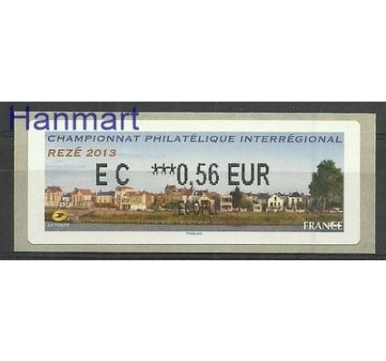 Znaczek Francja 2013 Mi aut 109 Czyste **