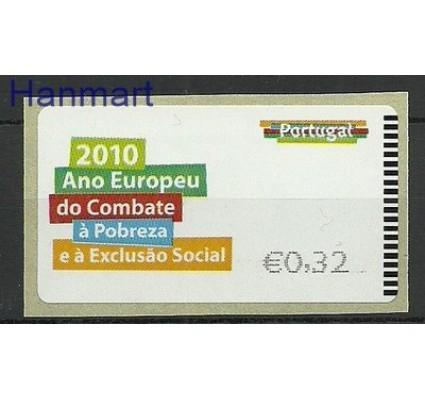 Znaczek Portugalia 2010 Mi aut 74 Czyste **