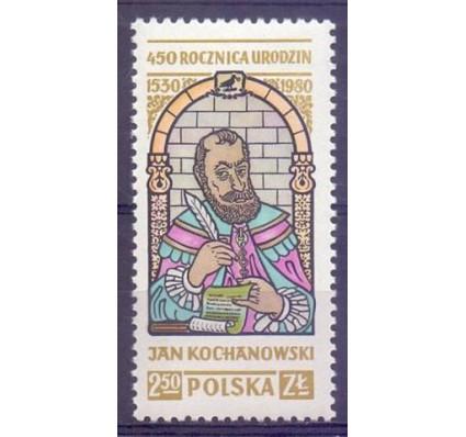 Znaczek Polska 1980 Mi 2712 Fi 2564 Czyste **