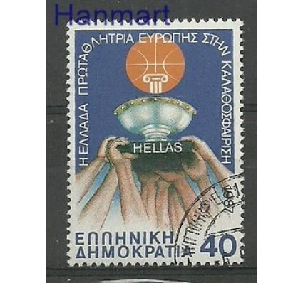 Znaczek Grecja 1987 Stemplowane