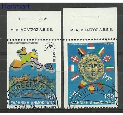 Znaczek Grecja 1988 Stemplowane