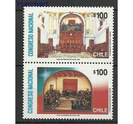 Znaczek Chile 1990 Mi 1407-1408 Czyste **