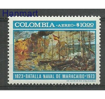 Znaczek Kolumbia 1973 Mi 1253 Czyste **