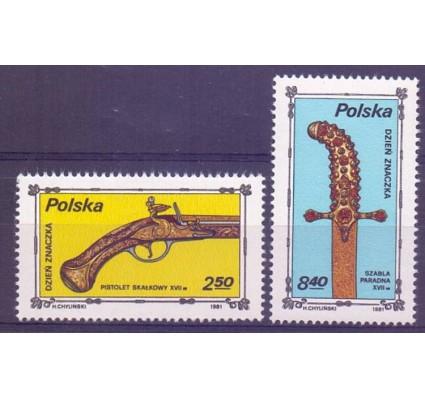 Znaczek Polska 1981 Mi 2769-2770 Fi 2621-2622 Czyste **