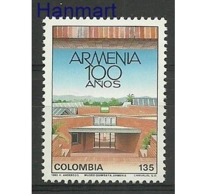 Znaczek Kolumbia 1989 Mi 1764 Czyste **