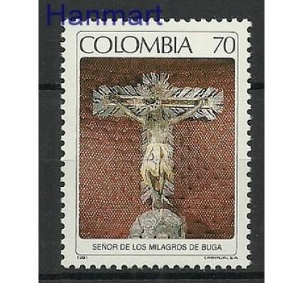 Znaczek Kolumbia 1991 Mi 1819 Czyste **