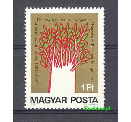 Znaczek Węgry 1975 Mi 3058 Czyste **