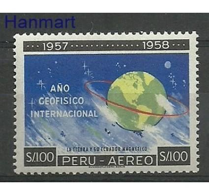 Znaczek Peru 1961 Mi 599 Czyste **