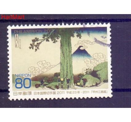 Znaczek Japonia 2011 Mi mpl 5710 Stemplowane