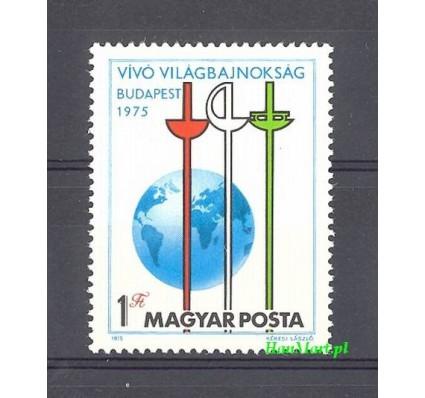 Znaczek Węgry 1975 Mi 3054 Czyste **