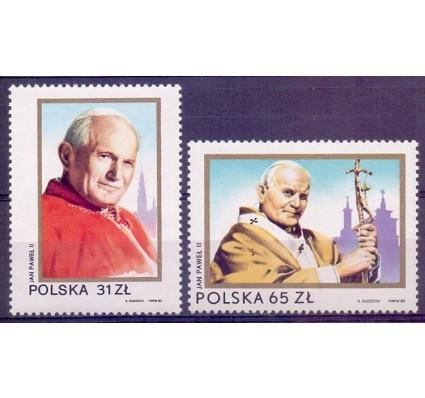 Znaczek Polska 1983 Mi 2868-2869 Fi 2720-2721 Czyste **