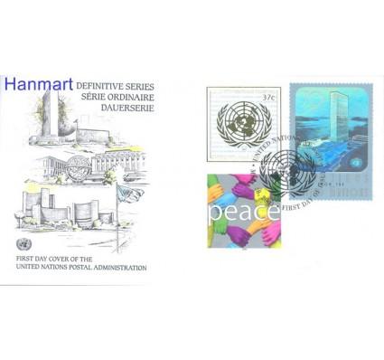 Znaczek Narody Zjednoczone Nowy Jork 2003 Mi 920-922 FDC