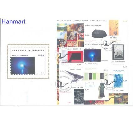 Znaczek Belgia 2005 Mi ark3487-3496 FDC