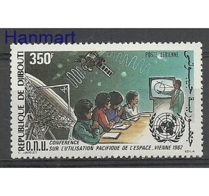 Znaczek Dżibuti 1982 Mi 348 Czyste **
