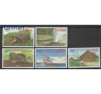 Znaczek Kenia 1997 Mi 713-717 Czyste **